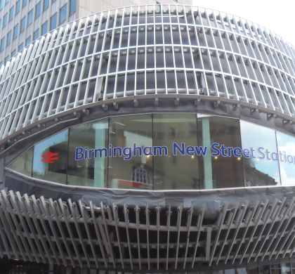 Birmingham New Street Development choose CMS Inc