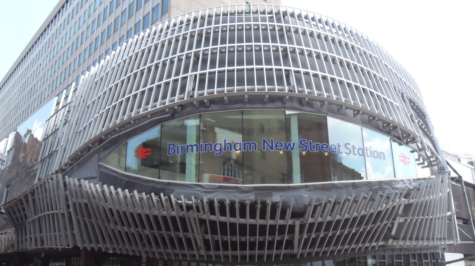 Birmingham New Street Development choose CMS Inc
