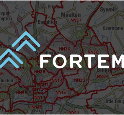 Fortem allocate Northampton area to CMS Inc