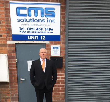 Carl Wheeldon joins the CMS Solutions Management Team
