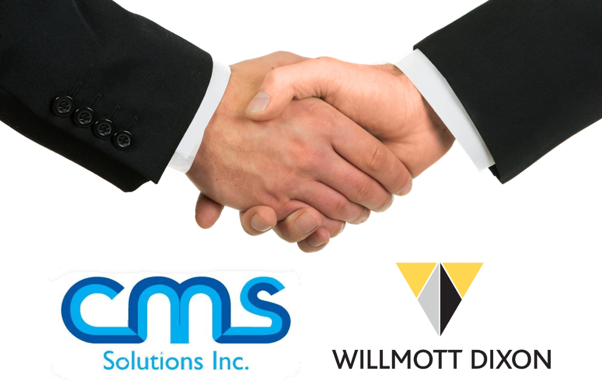 More Success as Willmott Dixon appoint CMS Solutions Inc
