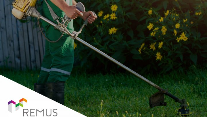 Remus appoint CMS Solutions Inc as grounds maintenance and landscaping contractor
